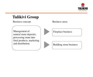 Tulikivi Group
