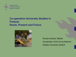 Co-operative University Studies in Finland: Roots, Present and Future