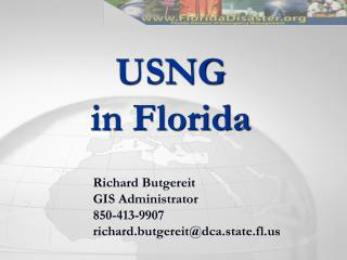 USNG  in Florida