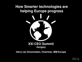 XXI CEO Summit Hungary