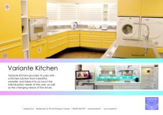 Variante Kitchen