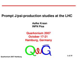 Prompt J/psi-production studies at the LHC
