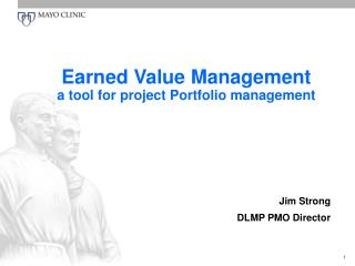 Earned Value Management a tool for project Portfolio management