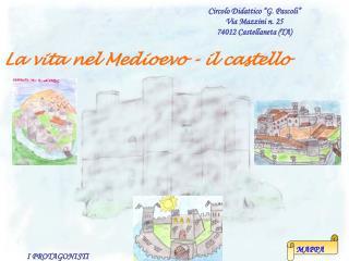 Circolo Didattico  G. Pascoli  Via Mazzini n. 25 74012 Castellaneta TA