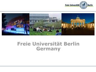 Freie Universit�t Berlin Germany