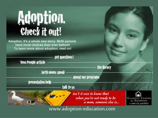 Adoption-education