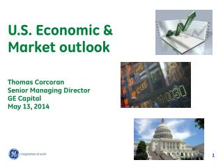 U.S. Economic & Market outlook Thomas  Corcoran Senior Managing Director GE Capital  May 13, 2014