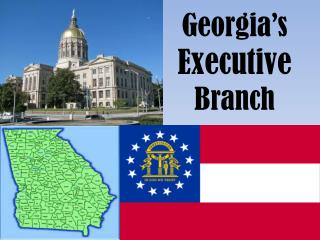 Georgia�s Executive Branch