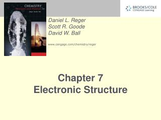 Chapter 7 Electronic Structure