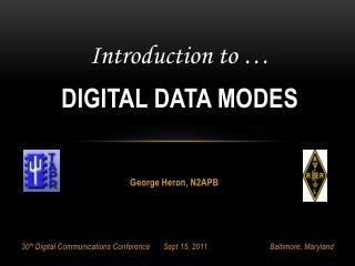 George Heron, N2APB