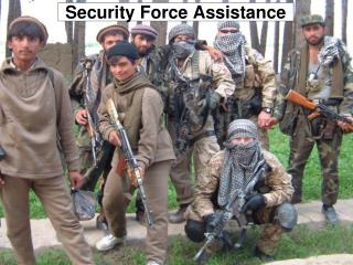 Security Force Assistance