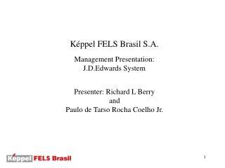 Képpel FELS Brasil S.A.
