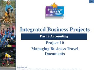 Integrated Business Projects
