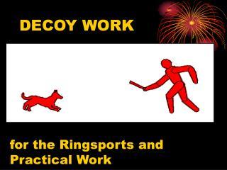 DECOY WORK