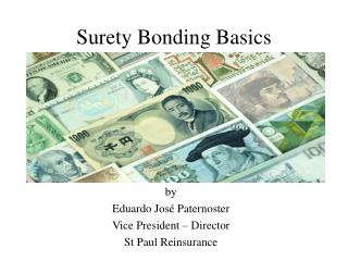 Surety Bonding Basics