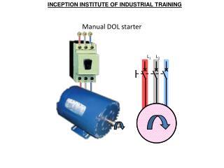 Manual DOL starter