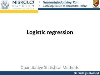 A COMPARISON OF MULTIPLE REGRESSION, LOGISTIC REGRESSION AND DISCRIMINATION FUNCTION IN CLASSIFICATION OF OBSERVATIONS b
