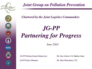 Joint Group on Pollution Prevention