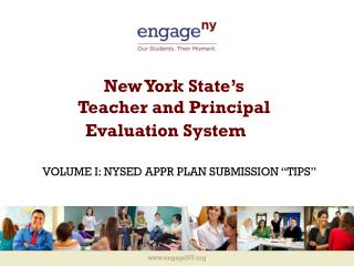 New York State�s Teacher and Principal  Evaluation System