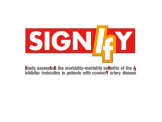 The SIGNIFY study