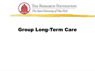 Group Long-Term Care