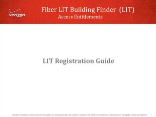 LIT Registration Guide