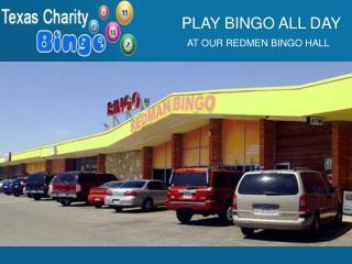 Bingo in Killeen - (254) 554 - 5051