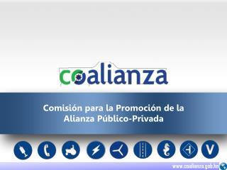Comisión para la Promoción de la  Alianza Público-Privada