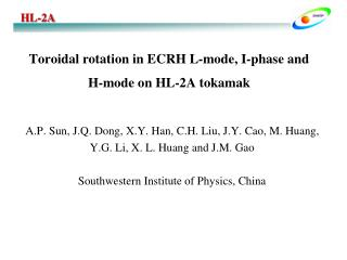 Toroidal rotation in ECRH L-mode, I-phase and H-mode on HL-2A tokamak
