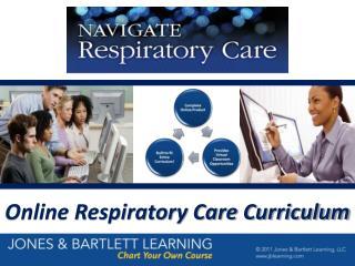 Online Respiratory Care Curriculum