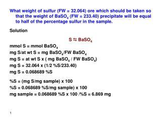 In the same manner g AlCl 3 = g Al ( FW AlCl 3 /at wt Al) g FeCl 3  +  g AlCl 3  = 5.95