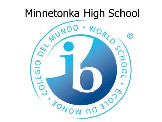 Minnetonka High School