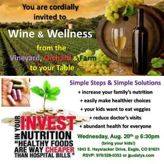 Simple Steps & Simple Solutions + increase your family's nutrition + easily make healthier choices