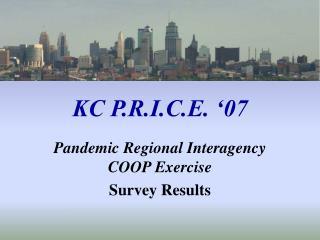 KC P.R.I.C.E. '07