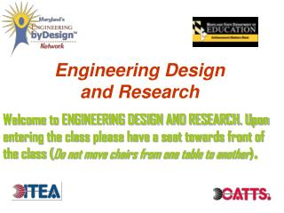 Engineering Design and Research