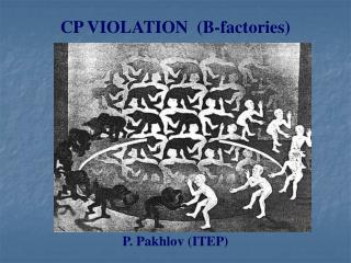 CP VIOLATION  B-factories