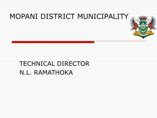 MOPANI DISTRICT MUNICIPALITY