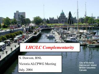 LHC/LC Complementarity