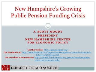 New Hampshire's Growing Public Pension Funding Crisis
