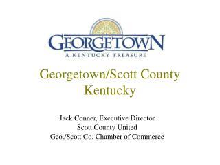 Georgetown/Scott County Kentucky