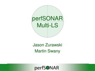 perfSONAR Multi-LS