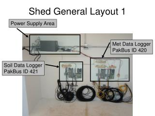 Shed General Layout 1