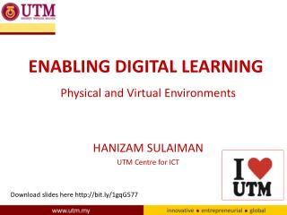 ENABLING DIGITAL LEARNING