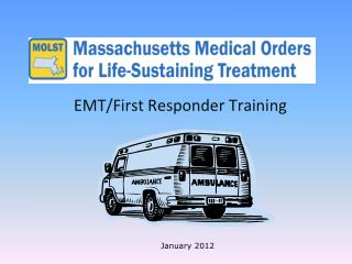 EMT/First Responder Training