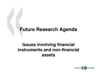 Future Research Agenda