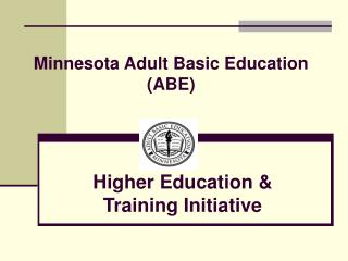 Minnesota Adult Basic Education (ABE)