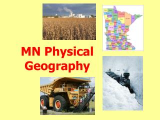 MN Physical Geography