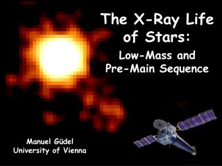 The X-Ray Life of Stars: Low-Mass and Pre-Main Sequence