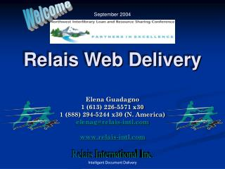 Relais Web Delivery