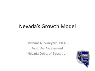 Nevada's Growth Model